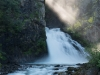 Der Herrgott und sein Wasserfall