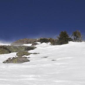 Abschied - Winterlandschaften Subjektiv