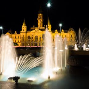 Ungarn, Paprika, Raps und Bärlauch