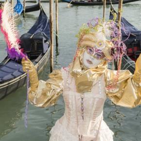 Karneval in Venedig 2018