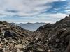 Steiniger Abstieg - Alex P.