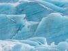 Helmuth Pliger, blaues Eis