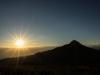 Sonnenuntergang Weisshorn