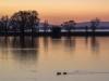 Sonnenuntergang am Bodensee - Hans Madl