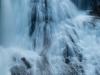 Wasser fällt