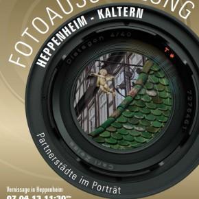 Ausstellung: Partnerstädte im Portrait