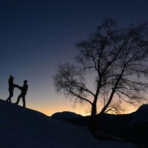 Interner Fotowettbewerb - Blaue Stunde