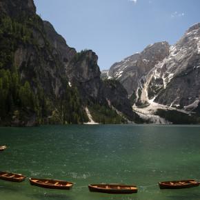 Langersehnter Ausflug zum Pragser Wildsee